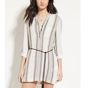 Forever 21 Beach Textured Coverup